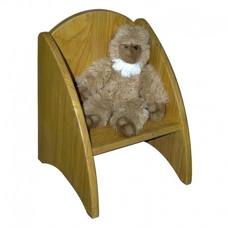 fauteuil enfant le bois d 39 antan. Black Bedroom Furniture Sets. Home Design Ideas