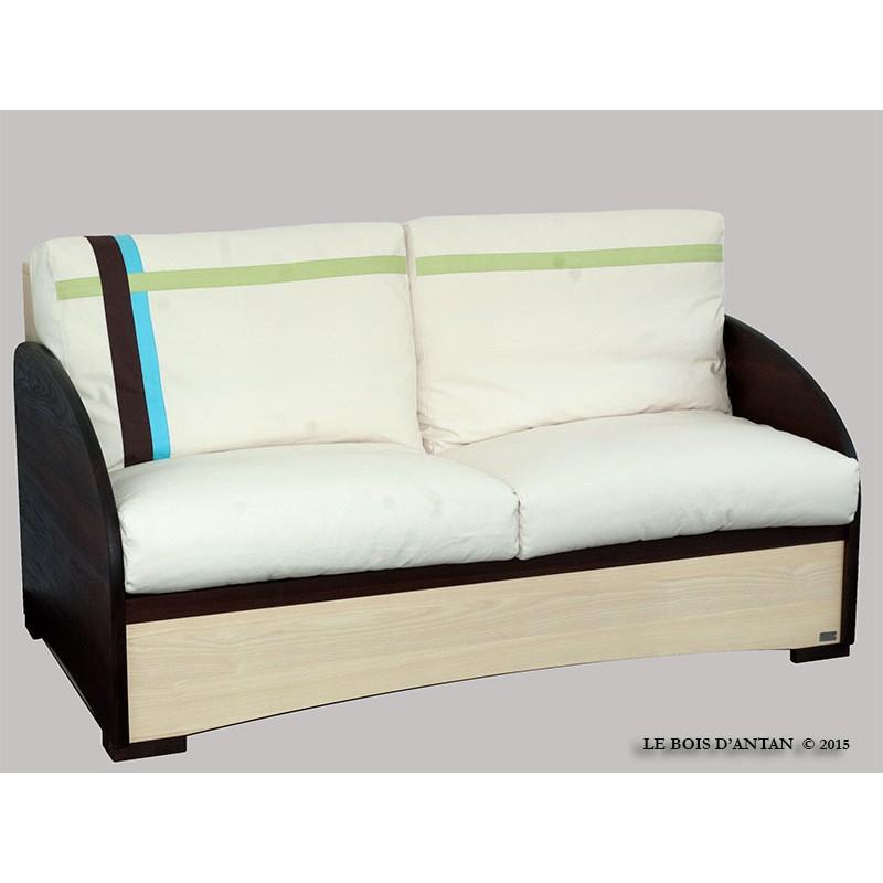 canap 100 mati re naturelle le bois d 39 antan. Black Bedroom Furniture Sets. Home Design Ideas