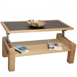 Table basse dinette rectangulaire