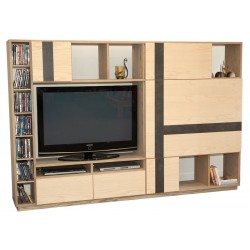biblioth ques le bois d 39 antan. Black Bedroom Furniture Sets. Home Design Ideas
