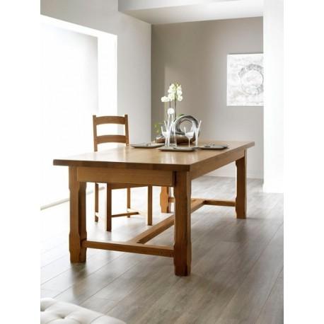 table de ferme le bois d 39 antan. Black Bedroom Furniture Sets. Home Design Ideas