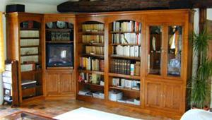 Armoire Salon Bois - Amazing Home Ideas - freetattoosdesign.us