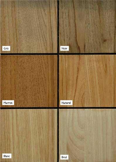 Cuisine Noir Bois : Le choix des couleurs de vos meubles bois d antan