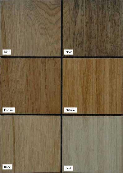 Le choix des couleurs de vos meubles le bois d 39 antan - Couleur de meuble en bois ...