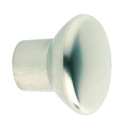 Bouton Simple Nickel Mat